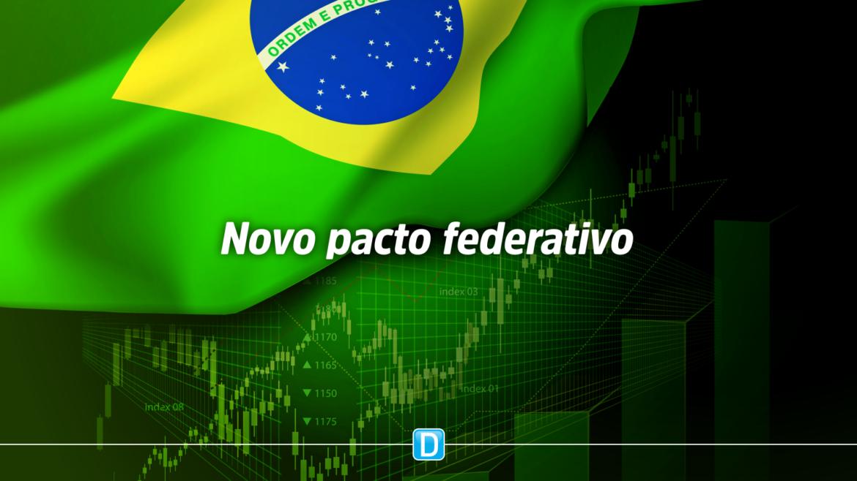 Ministro Paulo Guedes apresenta ao Senado medidas do novo pacto federativo