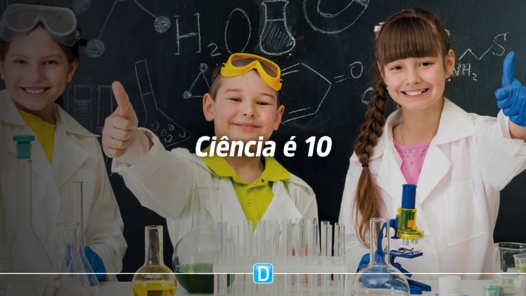 Inscrições para o Ciência é 10 estão abertas