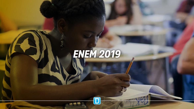 MEC divulga locais da prova do Enem 2019