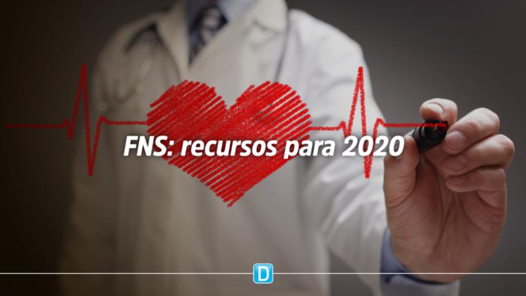 FNS divulga valores para a Apresentação de Emendas ao Orçamento 2020