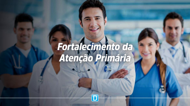 Saúde destina R$ 333 milhões para equipes na Atenção Primária
