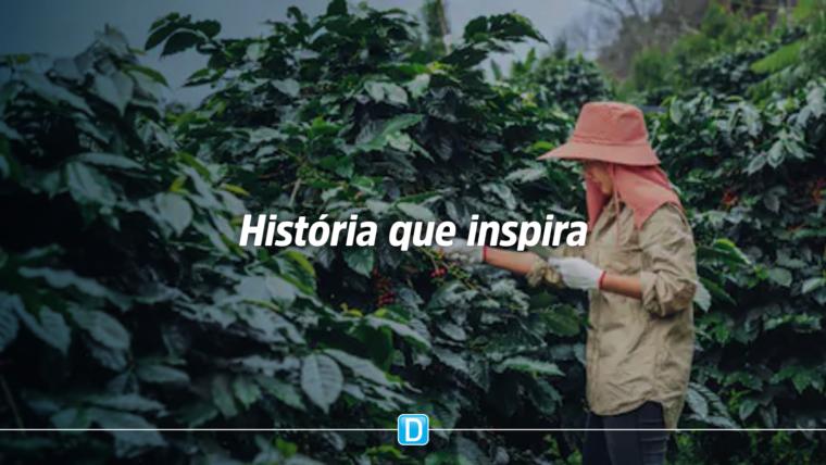 Produtora de café orgânico dá exemplo de liderança em cooperativa