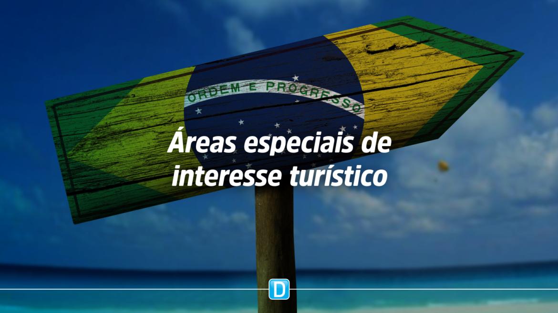 Projeto permite criação de áreas turísticas por governadores e prefeitos