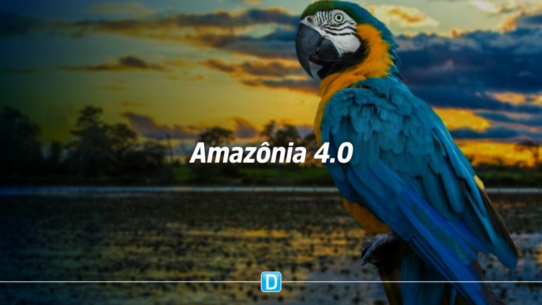 Projeto Amazônia 4.0 sugere utilização da tecnologia para exploração sustentável da biodiversidade
