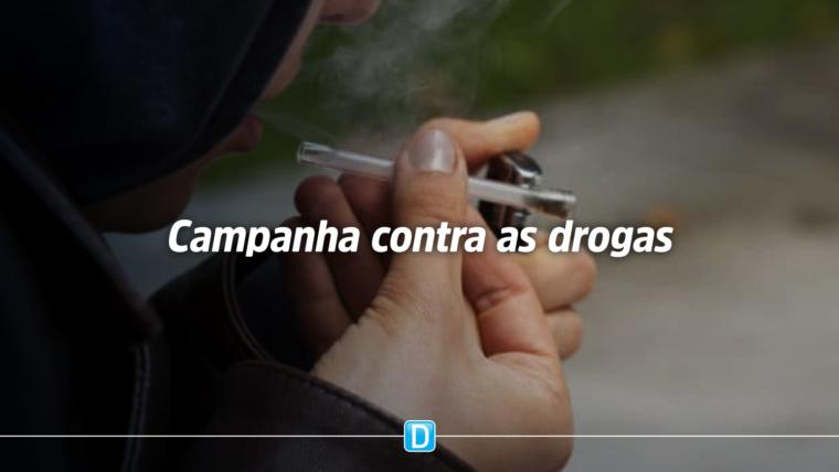 Ministério da Cidadania lança nova etapa da campanha de prevenção às drogas