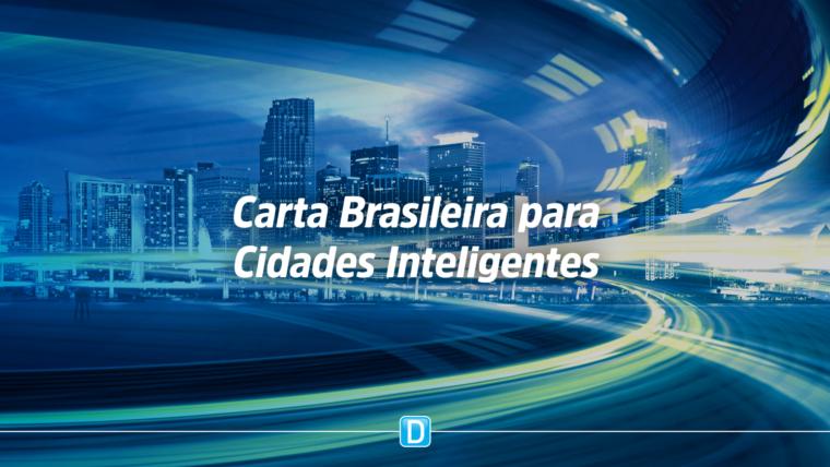 Oficina dará continuidade aos esforços para a construção da Carta Brasileira para Cidades Inteligentes