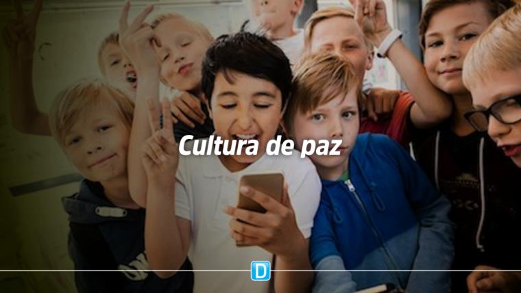 Protocolo interministerial é assinado para promover cultura de paz nas escolas