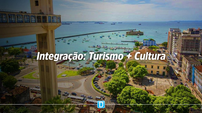 Integração Turismo e Cultura