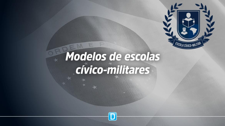 Entenda as diferenças entre os modelos de escolas cívico-militares propostos pelo MEC