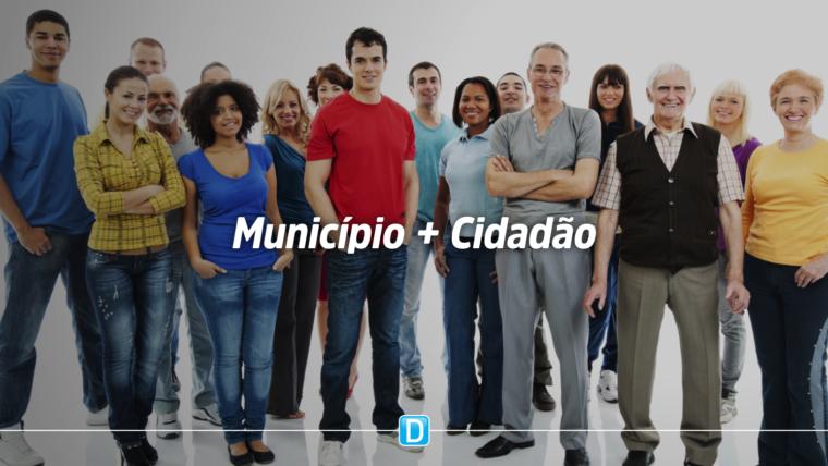 Governo Federal lança o programa Município + Cidadão