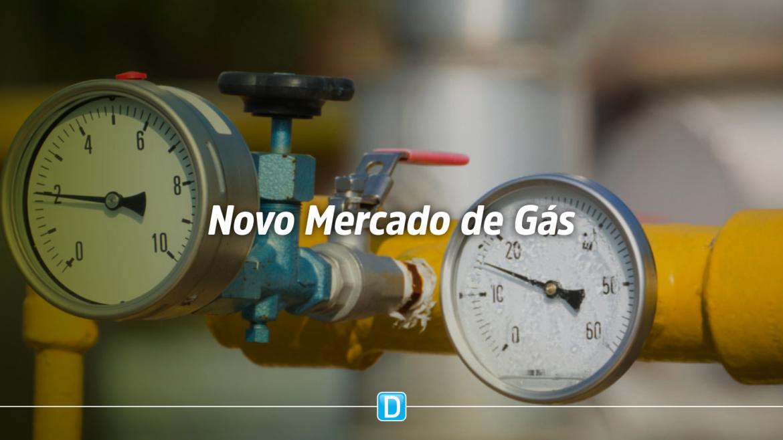 """Boletim propõe alterações legislativas para alavancar o """"Novo Mercado de Gás"""""""