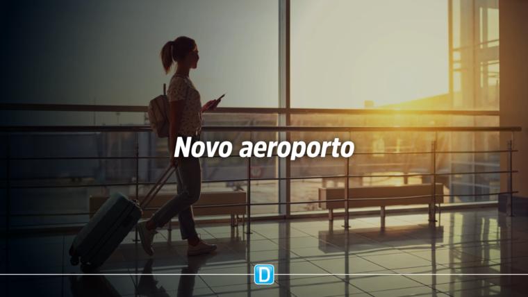 Bahia ganhará novo aeroporto de passageiros