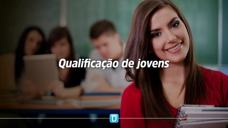 Governo lança edital para qualificação de jovens de 18 a 29 anos