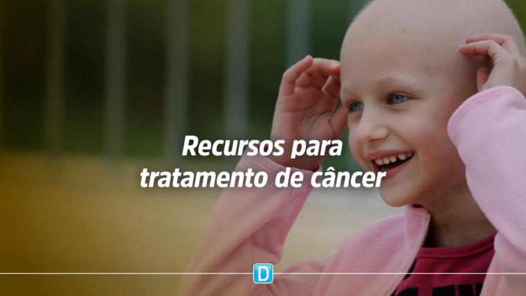 Projeto garante recursos para tratamento de câncer em crianças e adolescentes