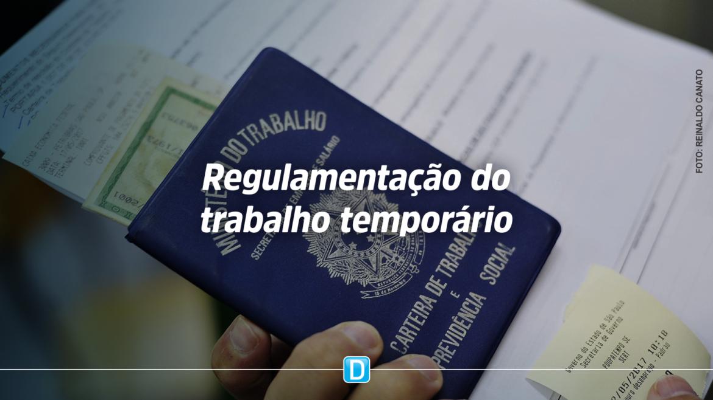 Decreto presidencial regulamenta trabalho temporário no Brasil