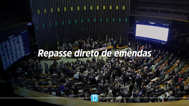 Comissão especial aprova repasse direto de emendas para estados e municípios