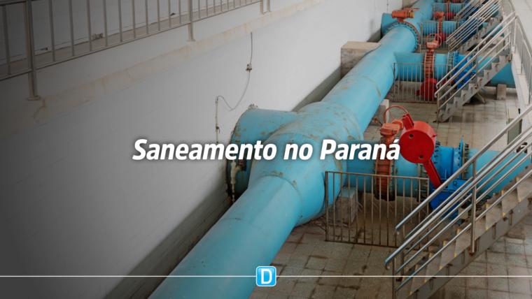 MDR aprova três projetos prioritários de saneamento que vão beneficiar o estado do Paraná