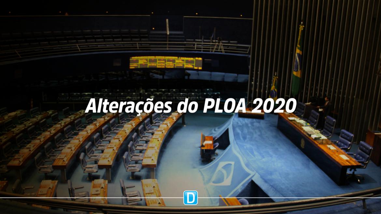 Governo federal encaminha modificações do PLOA 2020