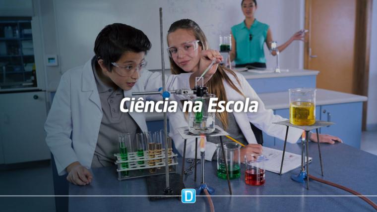 Decreto presidencial institui o Ciência na Escola como programa de governo
