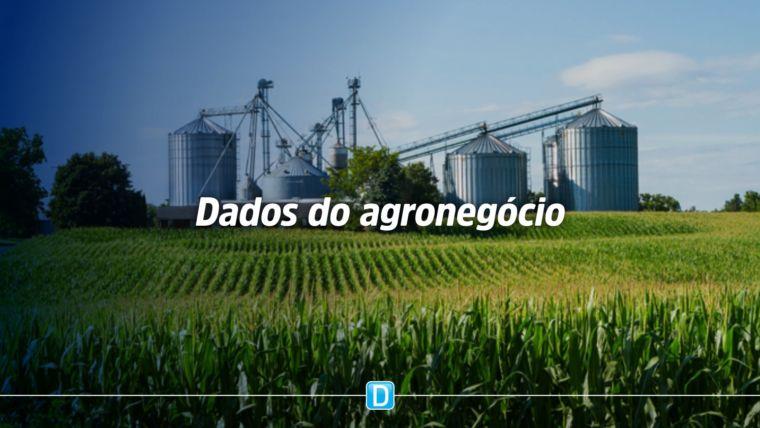 Valor Bruto da Produção Agropecuária de 2019 é estimado em R$ 617 bilhões