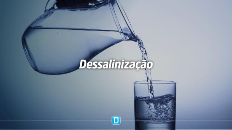 Ministérios lançam programa de formação profissional para dessalinização de água