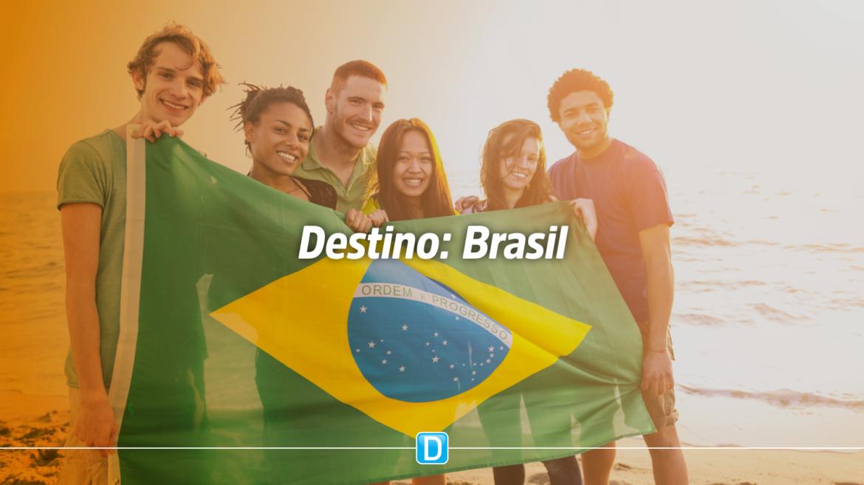 Após isenção de vistos, procura pelo Brasil segue em alta para 2020