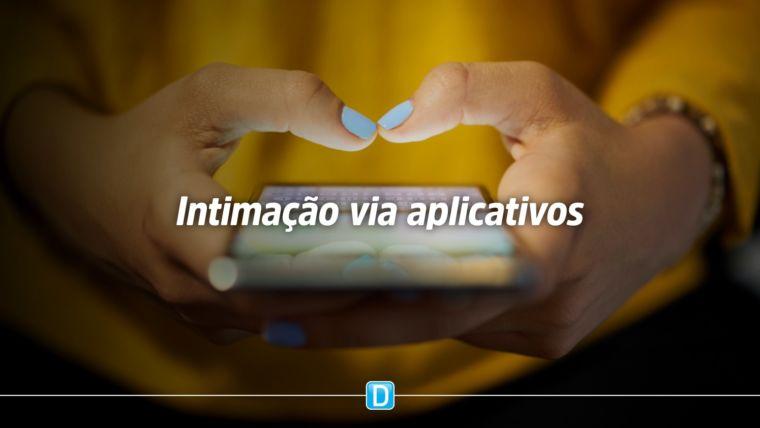 Portaria viabiliza intimações via aplicativos de mensagens no Ministério da Justiça