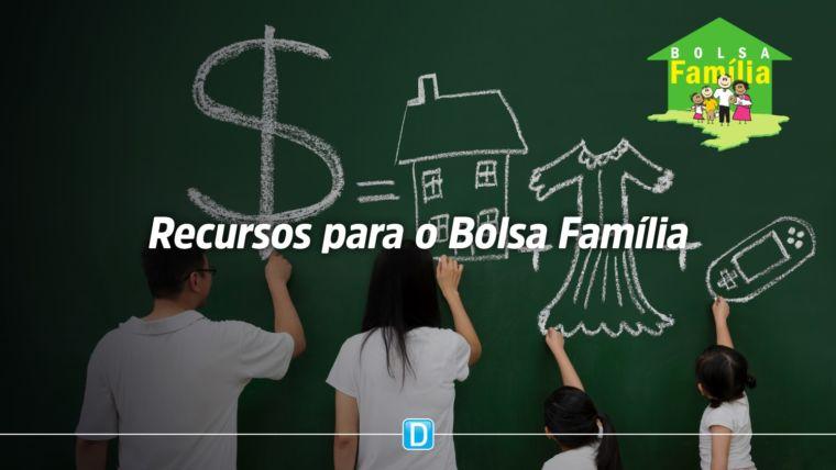 Bolsa Família: PR recebe mais de R$ 55 milhões destinados a mais de 337 mil famílias