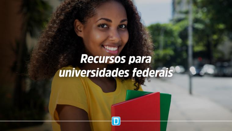 MEC libera R$ 125 milhões em recursos extras para universidades federais