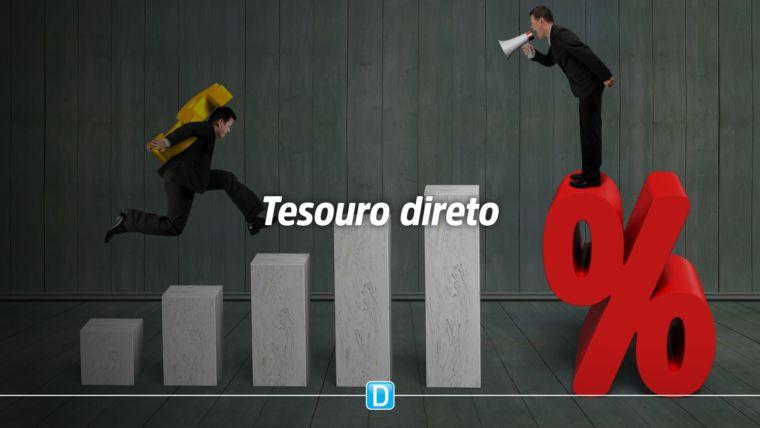 Investidores do Tesouro Direto aumentam participação em títulos de longo prazo
