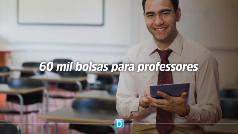 Capes oferta mais de 60 mil bolsas para formação de professores da educação básica