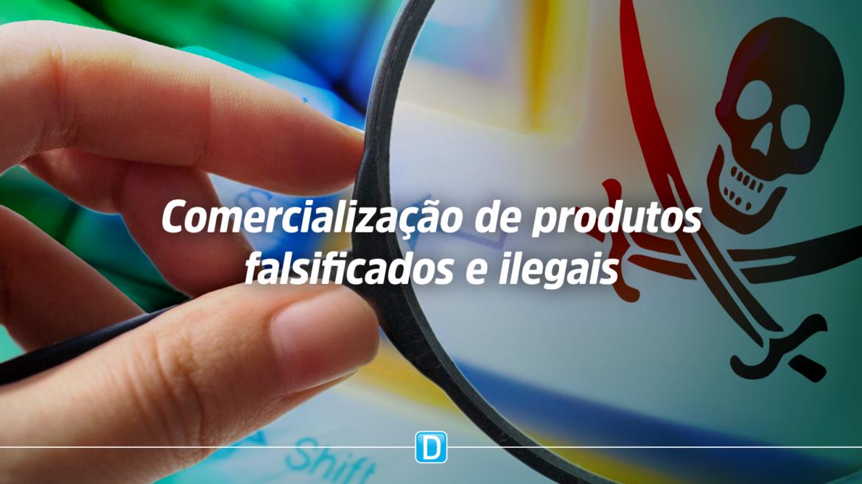 Senacon questiona sites sobre política para evitar anúncio e venda de produtos falsificados