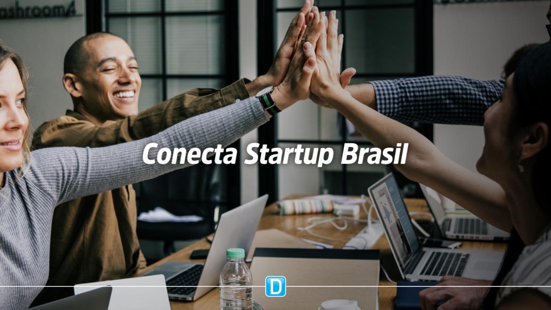 Conecta Startup Brasil MCTIC ABDI recepciona as equipes escolhidas