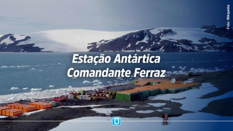 Nova Estação Antártica Comandante Ferraz foi inaugurada na quarta-feira (15)