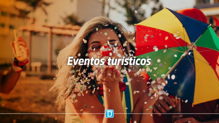 Número de eventos cadastrados no Ministério do Turismo cresce mais de 250%