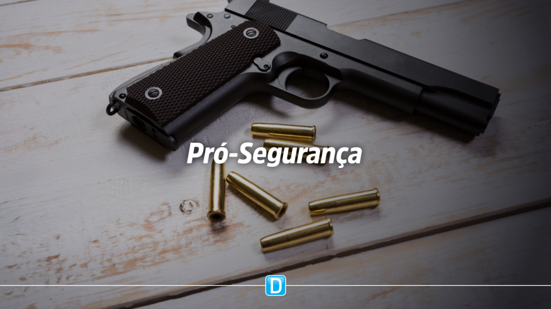 Senasp inicia Consulta Pública para pistolas