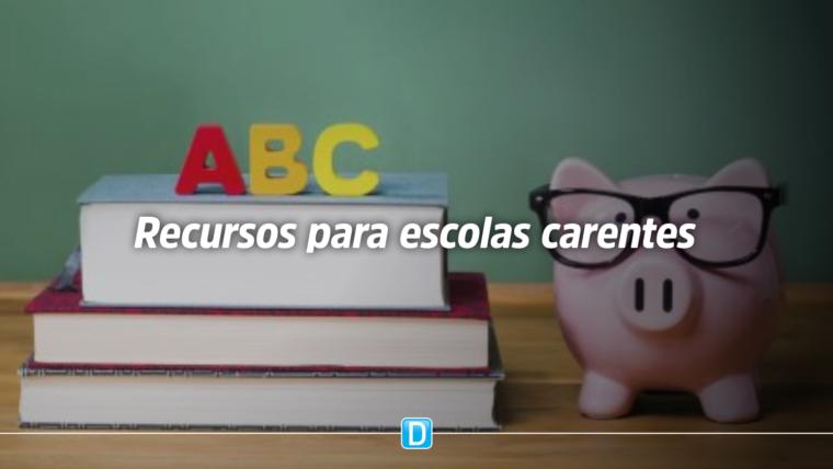 MEC investe mais de R$ 300 milhões em escolas com vulnerabilidade social