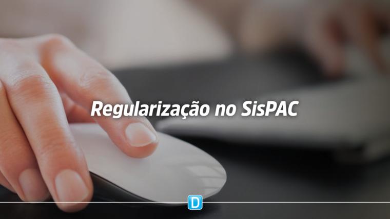 Municípios têm novo prazo para regularizar situação no SisPAC
