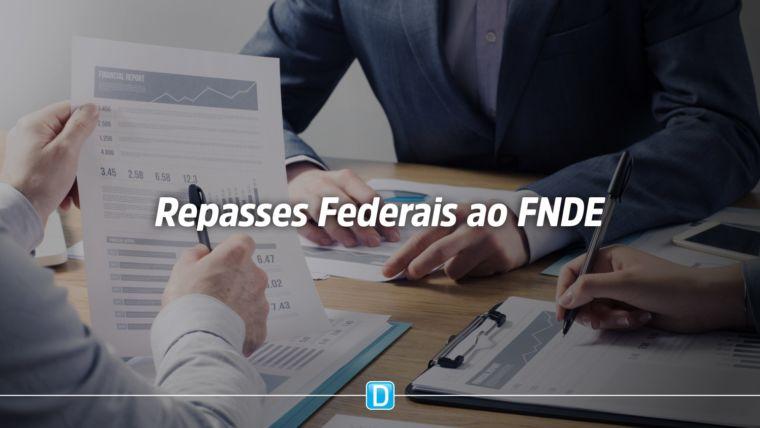 Transferências federais relativas aos programas Pnae, Pnate e PDDE devem ser classificadas como voluntárias