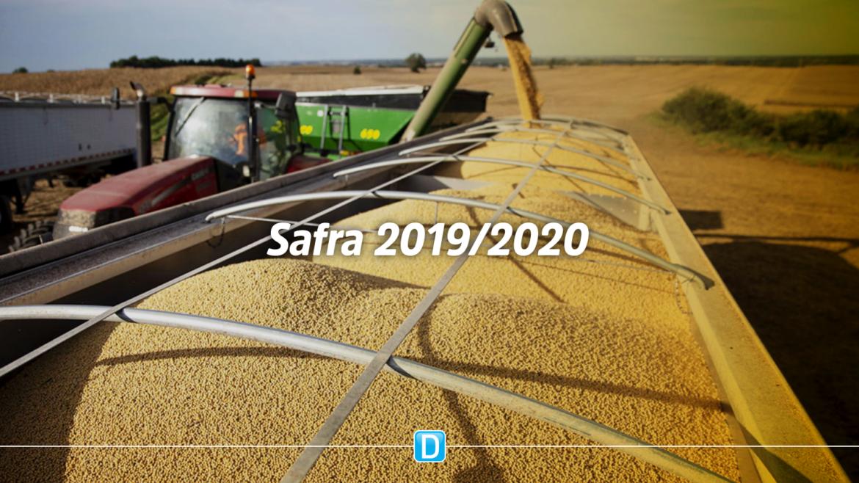 Produção de grãos pode alcançar novo recorde com 248 milhões de toneladas
