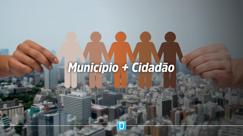 Cidades de todo o Brasil têm até março para aderir ao programa Município + Cidadão