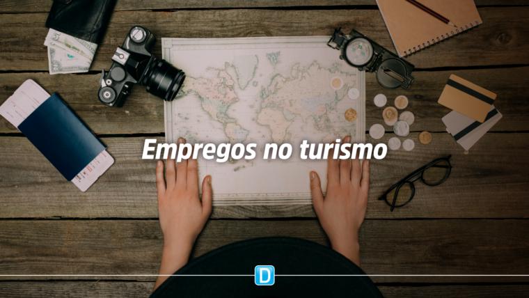 Empregos no turismo crescem 3,7% em 2019