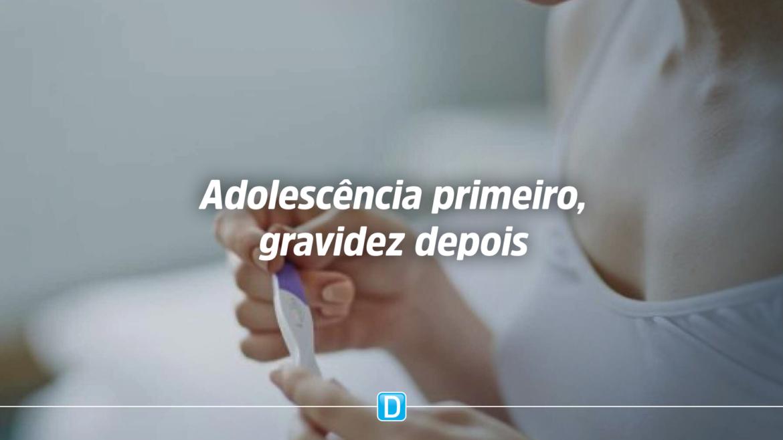Campanha visa reduzir altos índices de gravidez precoce no Brasil