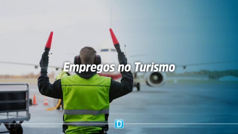 Redução de imposto para aluguel de aeronaves e motores mantém 92 mil empregos no turismo
