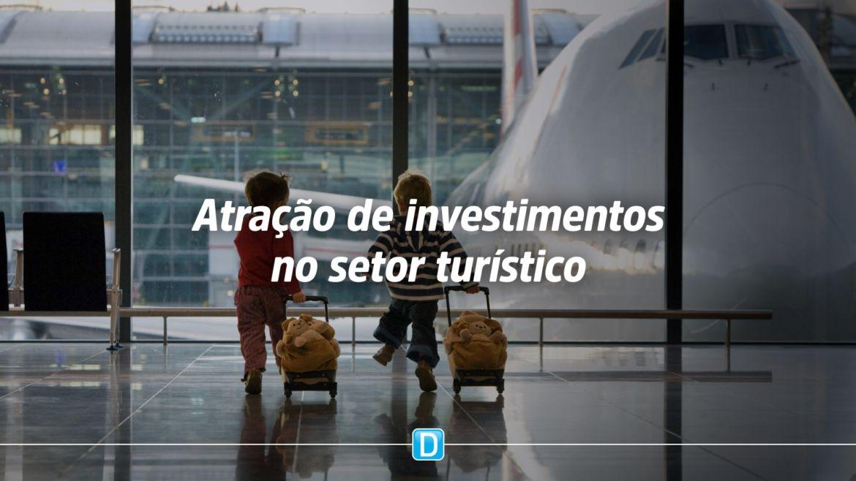 Atração de investimentos ao Turismo é incluída em programa prioritário do governo federal