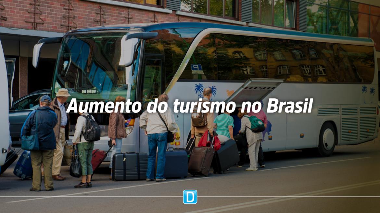 Turismo cresce 2,6% em 2019