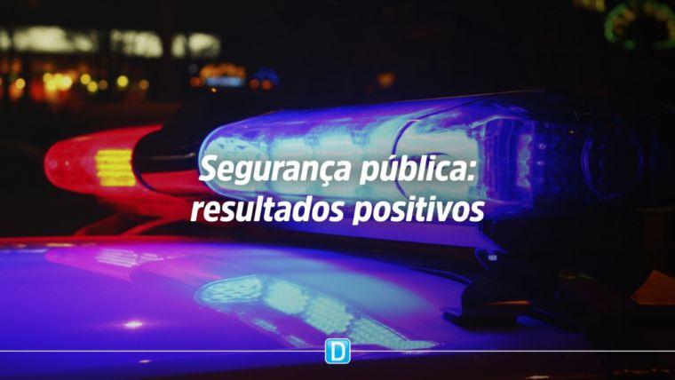 Nos 400 dias de governo, Moro destaca resultados positivos na Segurança Pública