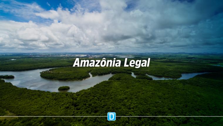 MJSP participa da primeira reunião do Conselho Nacional da Amazônia Legal