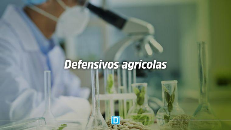 Mapa publica registros de produtos técnicos para uso como componentes industriais na formulação de defensivos
