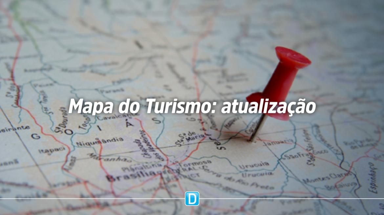 MTur discute novos critérios para atualização do Mapa do Turismo